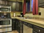Kitchen in Snowblaze 310 - Park City