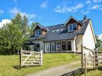 MARINE COTTAGE, fantastic views, en-suite facilities, eco-friendly, in Strontian, Ref 23970