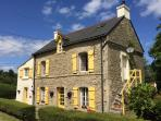 Idyllic house in quiet rural France