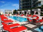 St Tropez Sunny Isles Pool