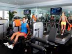 St Tropez Sunny Isles Gym Fitness