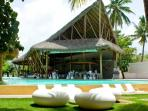 Guests will have access to the pool of the Beach Club.