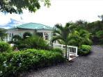Villa Morena sits in the prestigious neighborhood of Upper Carolina