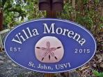 Welcome to Villa Morena!