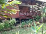 Rear View of RABAK HOMESTAY