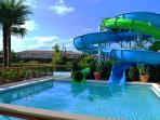 2 water slides that will keep the kids and kids at heart entertained for hours