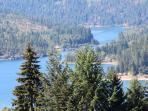 More views of the lake as it turns into Kootenay River