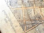 An old street map found in the archives.