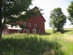 Or on the other side of the Stonybrook Property, visit this famous historic Barn