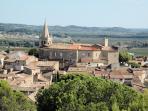 vue de Murviel les Béziers