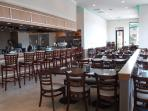 Regal Oaks Resort onsite restaurant (indoor)