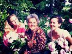 Lucia, Matilde e Margherita.
