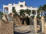 ingresso villadeborah-residence