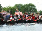 Stratford Riverboat Festival - lots of fun!