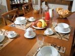 Kitchen for Breakfast