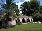 Villa Magnolia garden - Villasimius - Sardinia