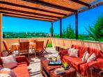 Terrace with Relax and Outdoor dining area