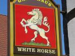 Unser 'White Horse'