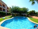 Fabuloso apartamento con piscina en Cala Pi