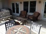 Deck Bistro Table