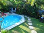 Villa Manggis Swimming pool