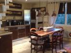 Salon,cuisine