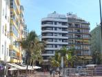 Entorno. Edificio localizado en la mejor zona del Paseo de Las Canteras.