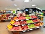 Cold Storage supermarket, inside Sunway Putra Mall for all the groceries you need
