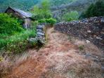 Bellos rincones escondidos en La Omañuela