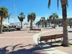 The Marina In Puerto De Mazarron Which Has A Great Selection Of Bars And Restaurants