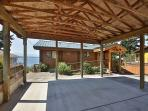 View of home from carport