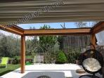 Cover patio and garden relax sorrento apartment booking rentals with jacuzzi and car parking flipkey