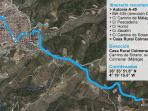 Itinerario recomendado desde Colmenar a Casa Rural Colmenar
