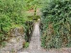 Rockford footbridge.
