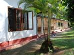 A large Bungalow, set on a private 1 acre section
