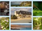 Gîte nature entre terre et mer en Bretagne,Animaux admis.