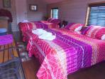 Main Floor Bedroom with ensuite