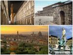 Firenze, a 45 Km.