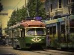 Enjoy a ride on San Diego's vintage trolley