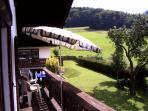 Balkon Sommer