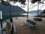 Cernobbio, la 'Riva'