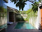 Pool of Two Bedrooms Villa