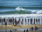 World Surfing Championship at Lacanau Ocean