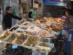 Narbonne has one of the best indoor food markets in France & is only half an hour from Thezan