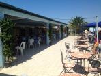 Bar e ristorante piscina