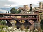 ponte degli alpini Bassano del Grappa