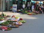 Local market near the hotel (200m)