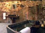 Cottage La cabane  Bathroom