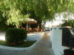Restaurants at the resort