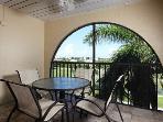 Balcony/Outside Dining